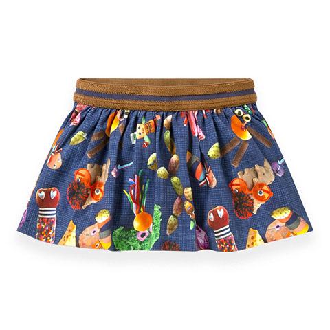 【YF19GSK083】ベジタブルドールスカート 92-128cm