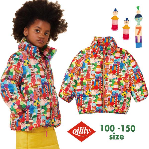 OILILY オイリリーChoose coat【yf20gco204】 92 104 116 128 140 152 サイズ