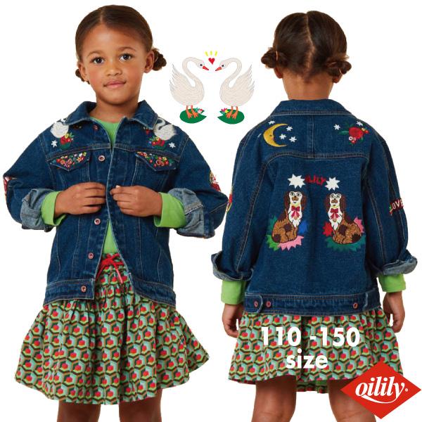 OILILY オイリリーCreative jacket【yf20gco211】 92 104 116 128 140 152 サイズ