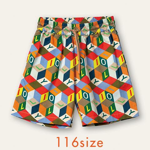 【YS21BPA501】Plank ショートパンツ 116サイズ