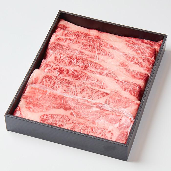 「美笑牛」カタロースすき焼き用400g