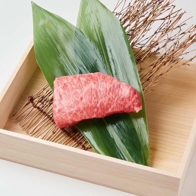 【贈答用木箱入り】美笑牛霜降りステーキ 200g