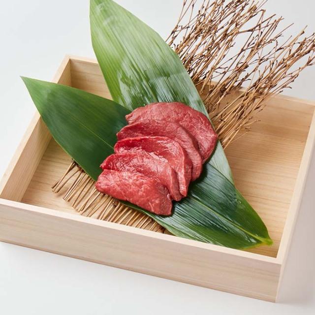 【贈答用木箱入り】美笑牛赤身焼肉(上モモ)400g