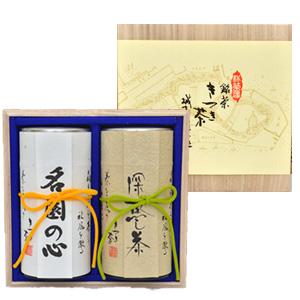 大分銘茶【きつき茶MF-50】~高級茶2本セット~