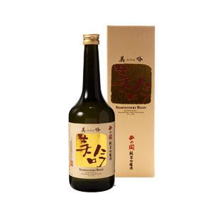 【清酒】萱島酒造 西の関純米吟醸酒『美吟(びぎん)』