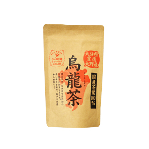 豊後大野産【お茶の姫の園・烏龍茶】