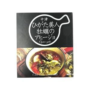 中津ひがた美人牡蠣のアヒージョ