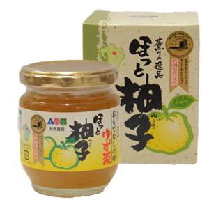 大分中津江村【ほっと柚子】210g