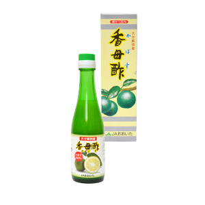 かぼす果汁 【香母酢100%】 200ml