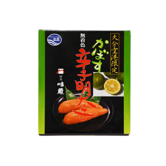 【味蔵 かぼす辛子明太子】200g
