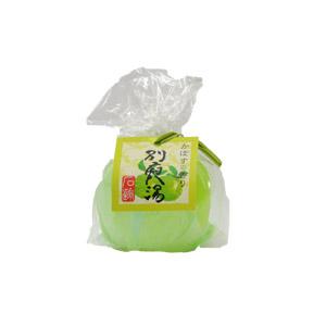 【かぼすの香りの石鹸】