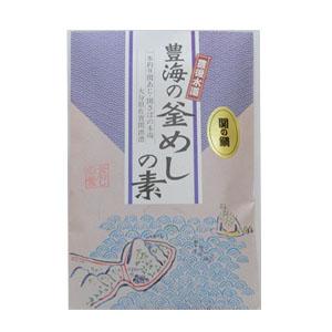 豊海の釜めしの素【関鯛】
