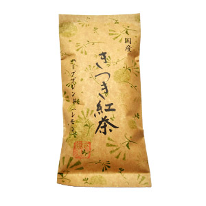【国産きつき紅茶(レモン)】