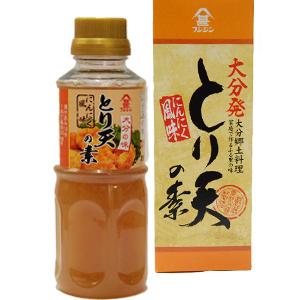 フジジン 大分郷土料理【とり天の素(にんにく風味)260ml】