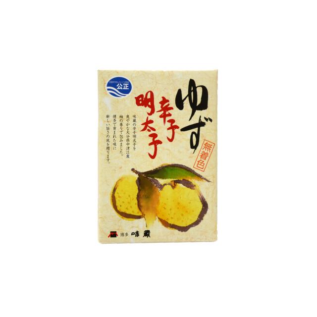 【味蔵 ゆず辛子明太子】100g