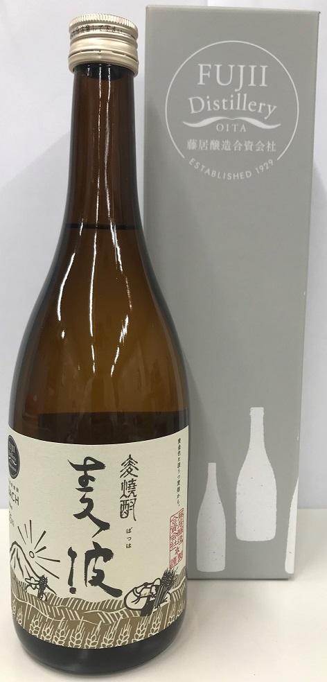 【麦焼酎】藤居醸造 『麦波』