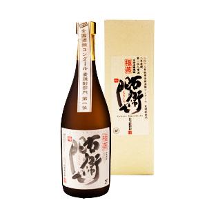 【麦焼酎】赤嶺酒造 極蒸右衛門七(えもしち)