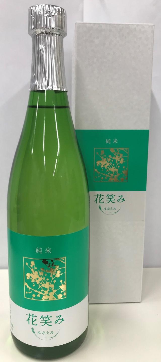 【清酒】大地酒造『花笑み~純米酒』