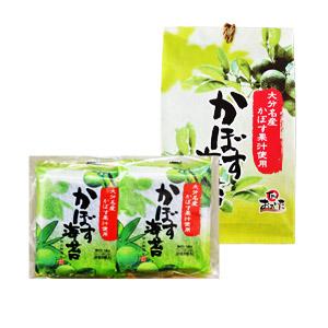 桃太郎海苔【かぼす海苔】