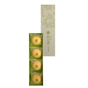 柑の香かぼす風味              4個入