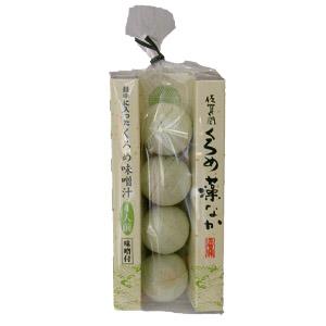 佐賀関 くろめ藻なか味噌汁(4食入)