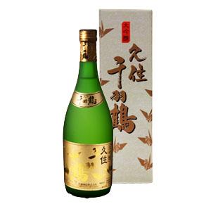 【清酒】佐藤酒造 大吟醸『久住千羽鶴』