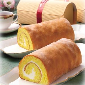 すずきさんちのロールケーキ