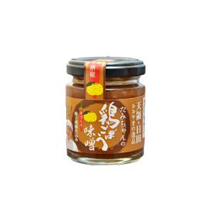 たみちゃんの鶏ごぼう味噌