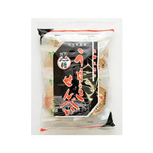 臼杵煎餅 曲黒糖      (2枚×8袋)