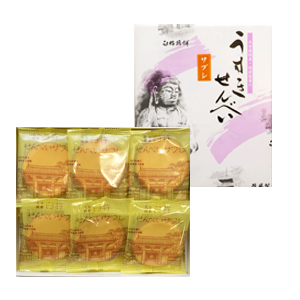 臼杵煎餅サブレ      (2枚×16袋)