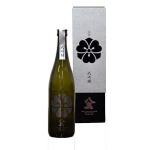 【清酒】八鹿酒造 大吟醸 (銀)