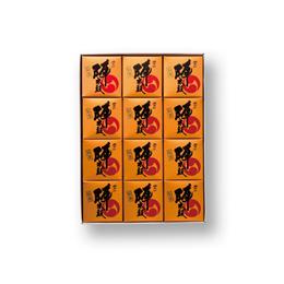 【お菓子の香梅】誉の陣太鼓12個入