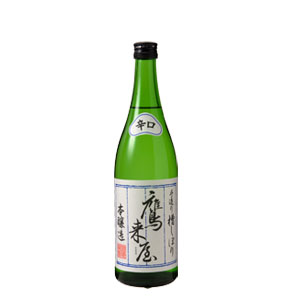 【清酒】浜嶋酒造 本醸造『鷹来屋』