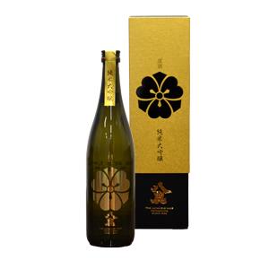 【清酒】八鹿酒造 純米大吟醸 (金)