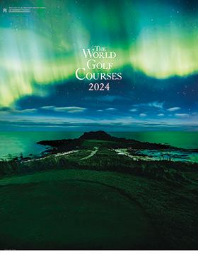 名入れカレンダー2022年 『NK-146 世界のゴルフ場』