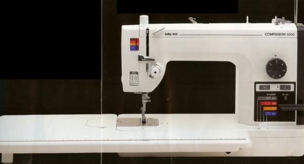 BC−5500HLN コンパニオン 職業用本縫いミシン