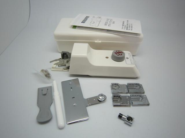 工業用ミシン ボタン穴かがり器 B-6TADB 駒5個付 き