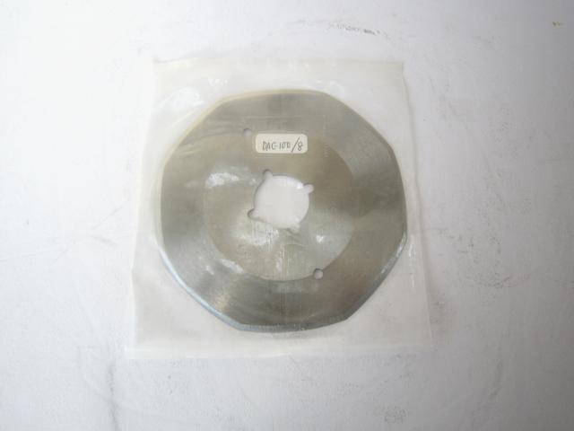 ケーエム小型裁断機 jcmax DAC-100用替刃 8角刃【メール便可】
