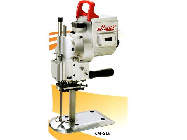 KM 竪刃裁断機 KM-SL 6インチ 100V サーボライト小型裁断機