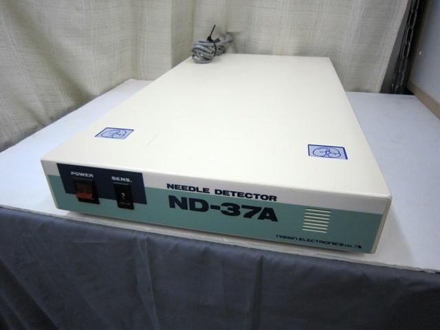 検針器 中古 ND-37A  日新電子 卓上型検針器 鉄片探知器 感度良好