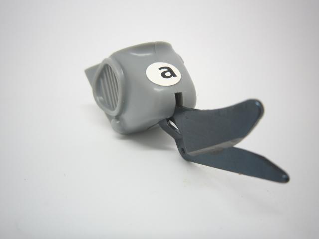 電動ハサミ 強力型 サプリナ WBT-1 用替刃(標準)