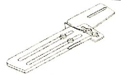 ベビーロック 調整式テープガイド 縫工房・縫希星 専用