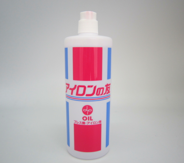 アイロンの友 シリコーンオイル ミズホケミカル 液体タイプ450ml