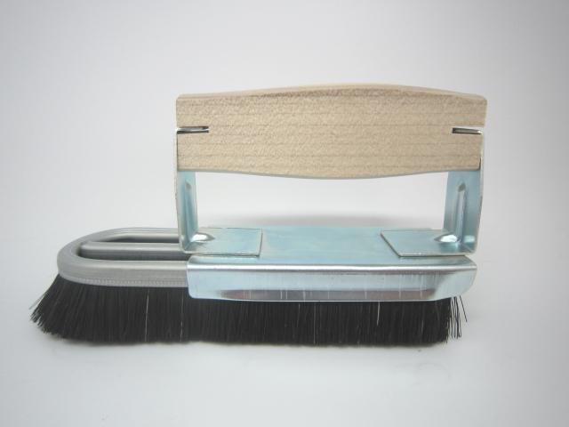 アタテカトール専用ブラシ 起毛の生地の毛羽立て仕上げ