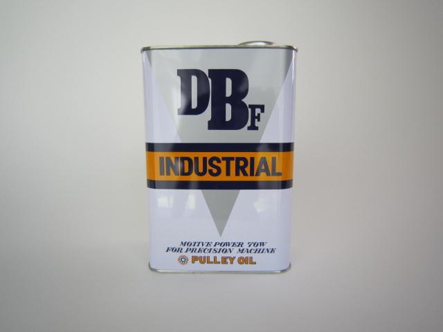 工業用ミシン油 DBFオイル 1L缶