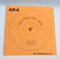 KM KR-A6 丸刃裁断機用替刃(丸刃 6インチ)