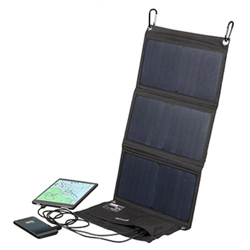 ポータブル蓄電池【LB-100】専用ソーラーパネルLBP-21