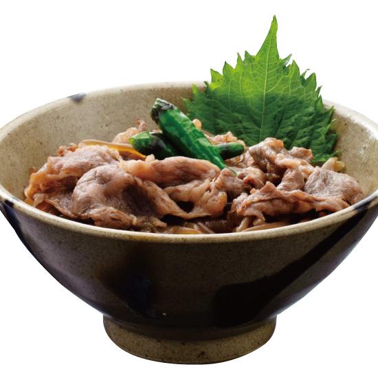 米沢牛 牛丼<発送日:毎週木曜日>