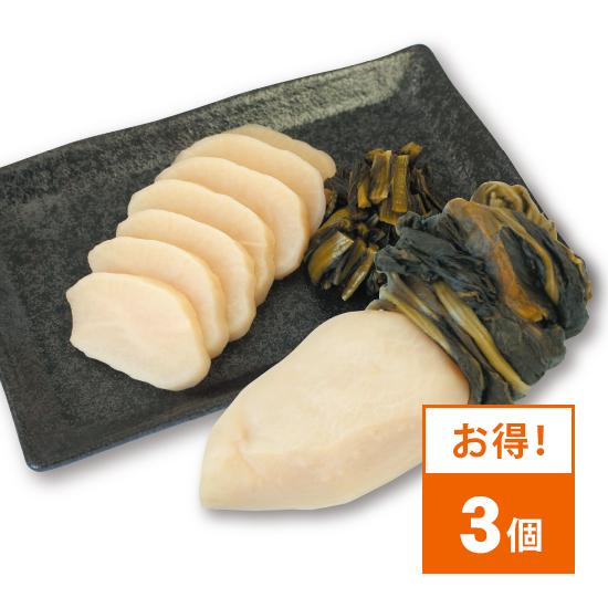 京漬物 丸すぐき漬(3個セット)