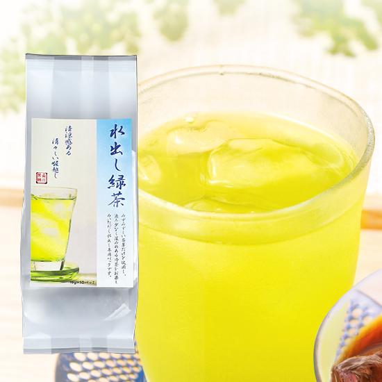 水出し緑茶<10g×10P>